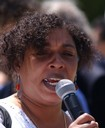 human rights activists Celia Brown