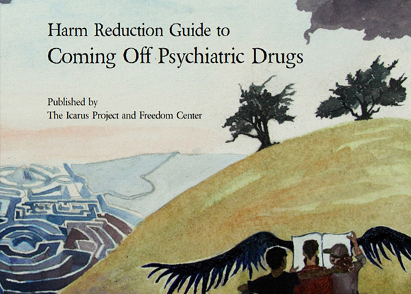 harm reduction guide to coming of psych drugs