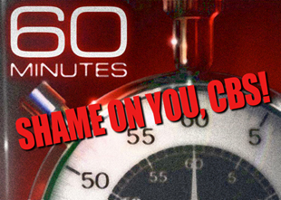 Sign our petition to 60 Minutes today!