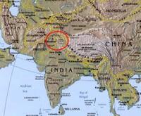 Kashmir Location