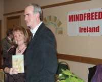 Mary and Jim Maddock of MindFreedom Ireland