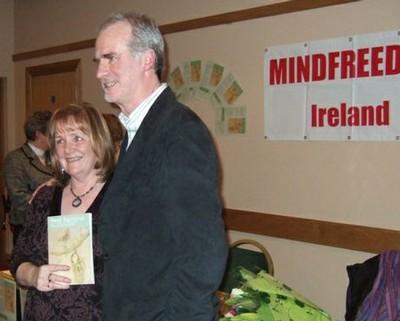 Mary and Jim Maddock of MindFreedom Ireland