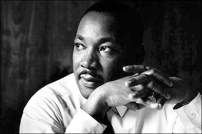 MLK hands