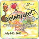 Celebrating 2015 CREATIVE MALADJUSTMENT WEEK - starts tomorrow!