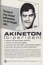 An Early Advertisement for Akineton