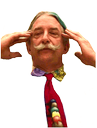 """Patch Adams, MD Agrees to be New Chair of the """"IAACM""""!"""