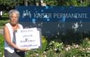 Cindi Fisher Protests Electroshock at Kaiser