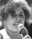 Celia Brown Speaks at APA Protest