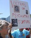 Report: Successful Protest of Psychiatric Meeting