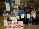MindFreedom Ireland gathers signatures