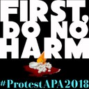 2018 Protest of the American Psychiatric Association in New York City