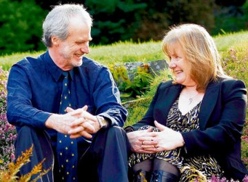 Jim and Mary Maddock, co-founders of MindFreedom Ireland