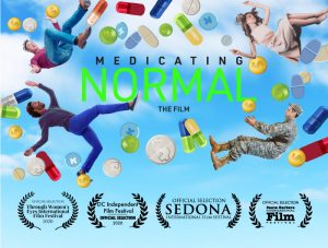 Medicating Normal Poster