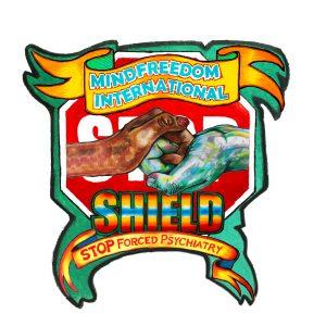 Logof of MindFreedom Shield